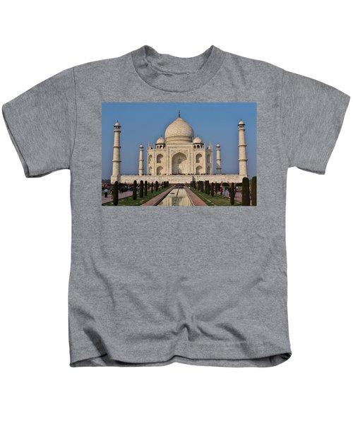 Taj Mahal Kids T-Shirt