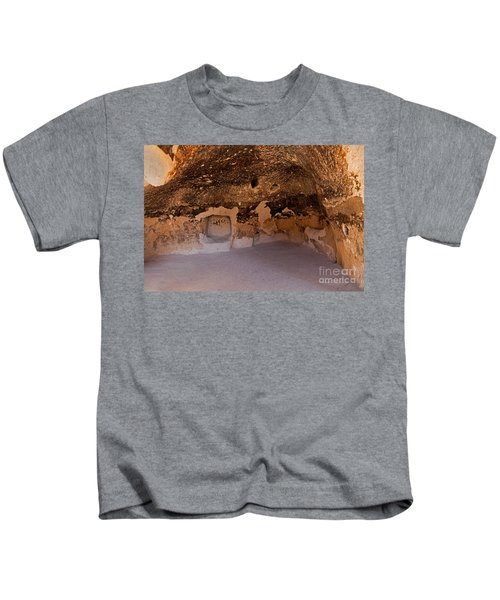 Talus Housefront Room Bandelier National Monument Kids T-Shirt