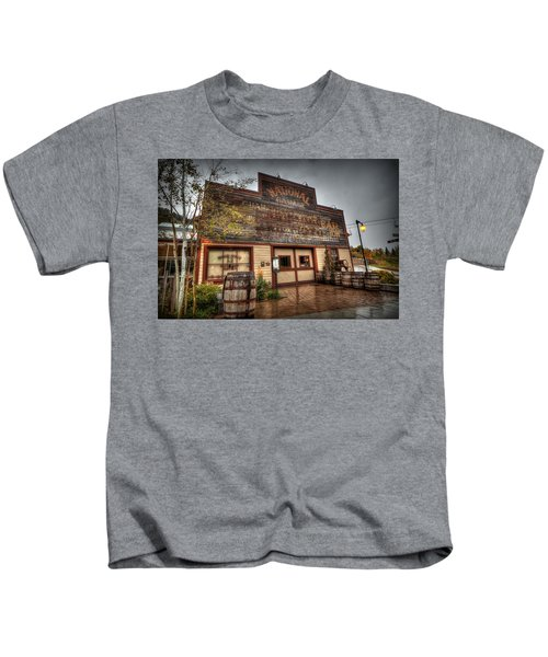 High West Distillery Kids T-Shirt