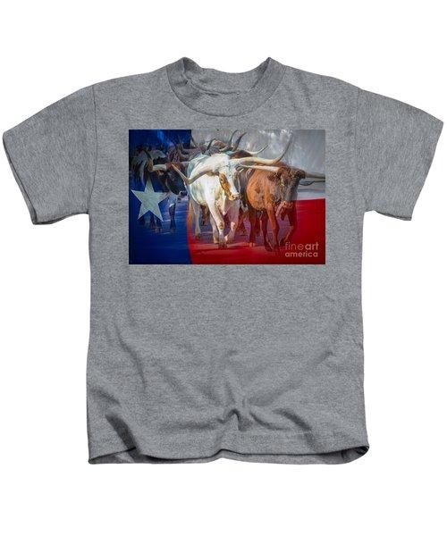Texas Longhorns Kids T-Shirt