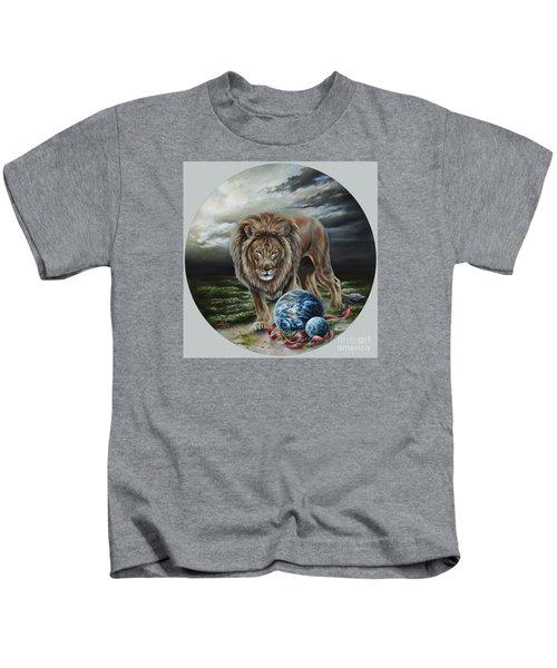 The Art Of War Kids T-Shirt
