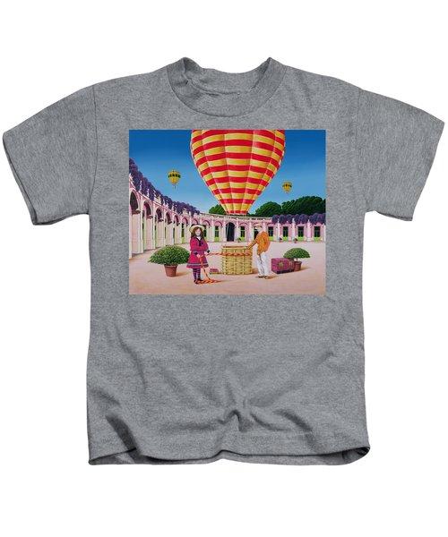 The Balloonist Kids T-Shirt