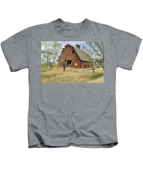 the Barn  Kids T-Shirt