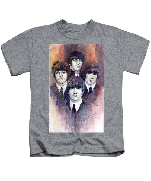 The Beatles 02 Kids T-Shirt