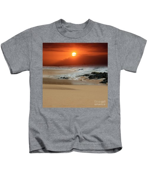 The Birth Of The Island Kids T-Shirt