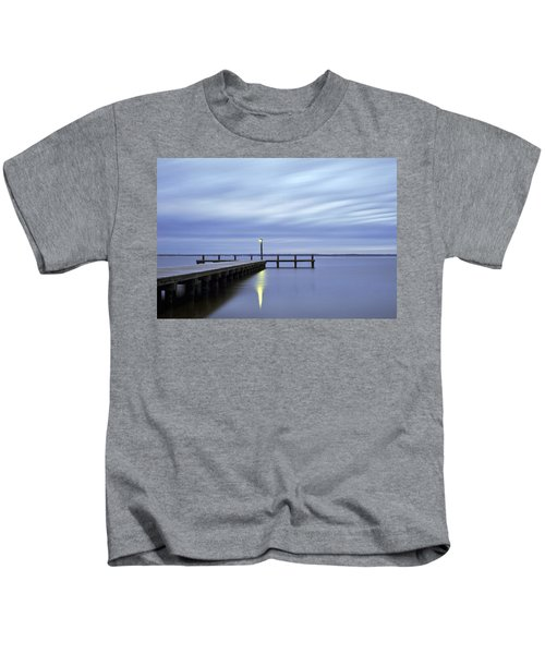 The Blues Lavallette New Jersey Kids T-Shirt