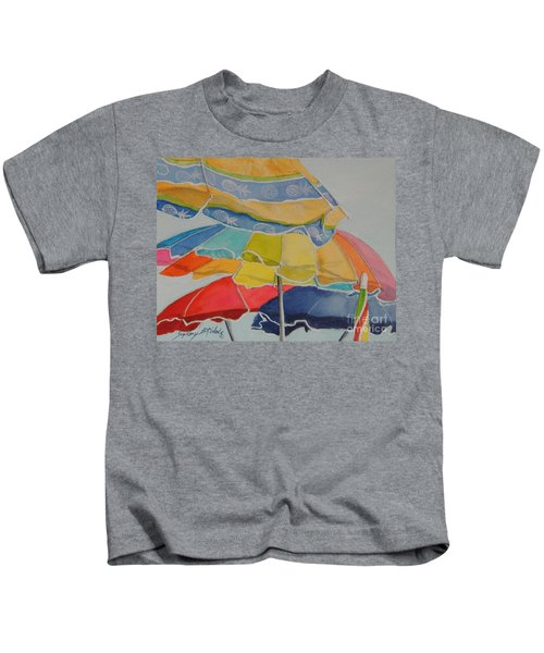 The Colors Of Fun.  Sold Kids T-Shirt