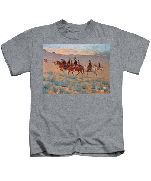 The Cowpunchers Kids T-Shirt