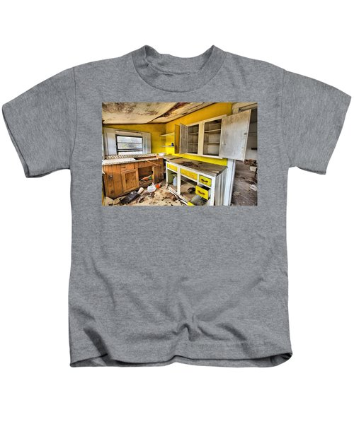 The Cupboard Is Bare Kids T-Shirt