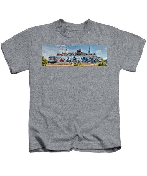 The Duke Of Graffiti Kids T-Shirt