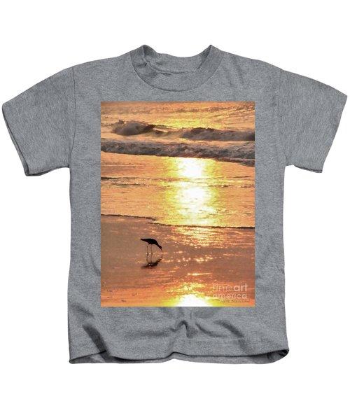 The Early Bird Kids T-Shirt