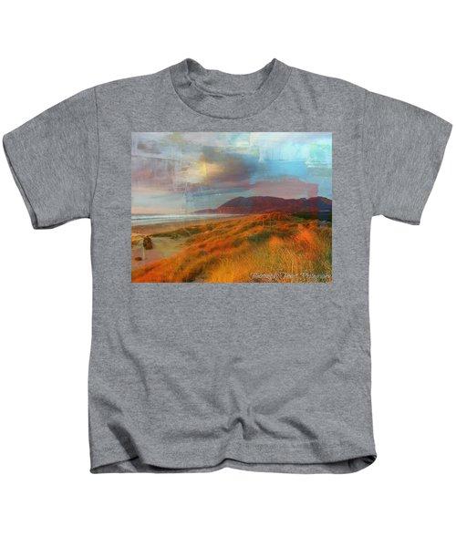 The Elk Trail Kids T-Shirt