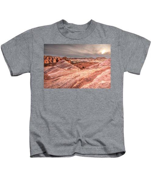 The Fire Wave Kids T-Shirt