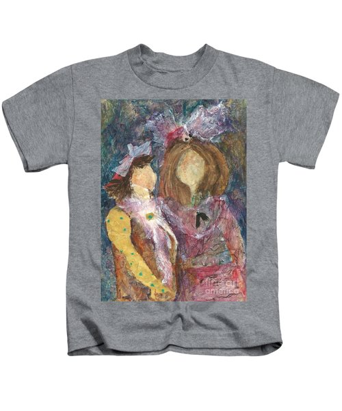 the Girls Kids T-Shirt
