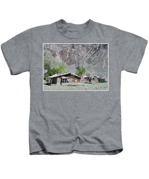 The Grass Is Greener When It's Growing On The Roof Kids T-Shirt