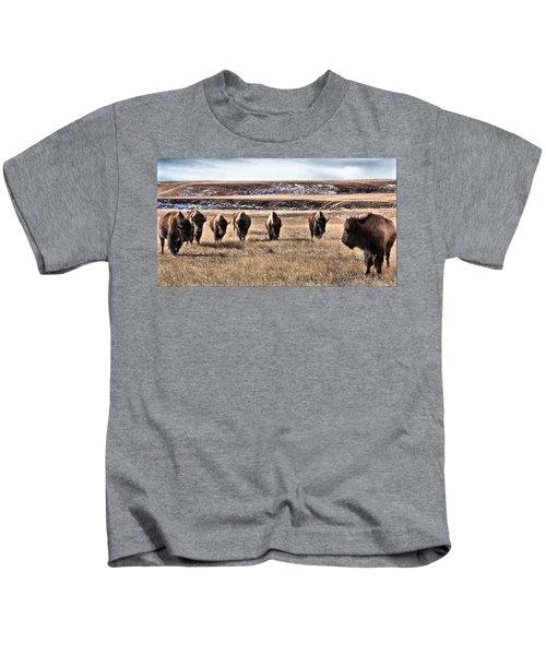 The Lineup Kids T-Shirt