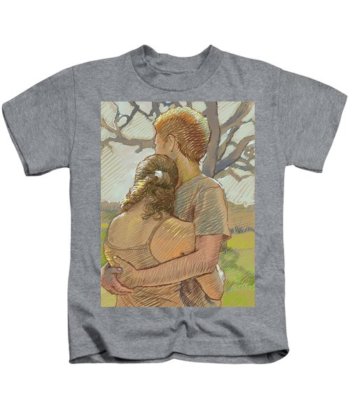 The Lovers Kids T-Shirt