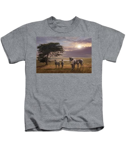 The Mane Event Kids T-Shirt