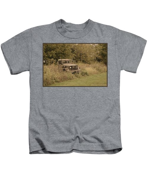 The Old Truck Kids T-Shirt