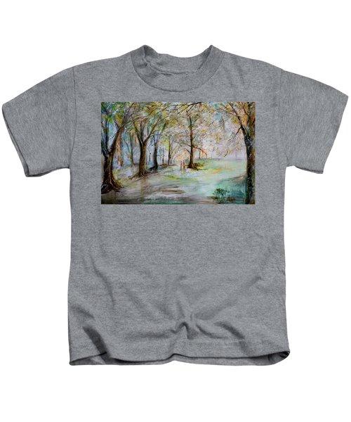 The Park Bench Kids T-Shirt