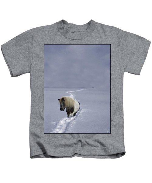 The Ponys Trail Kids T-Shirt