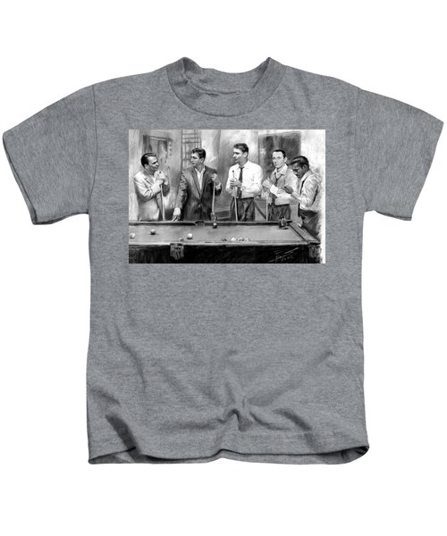 The Rat Pack Kids T-Shirt