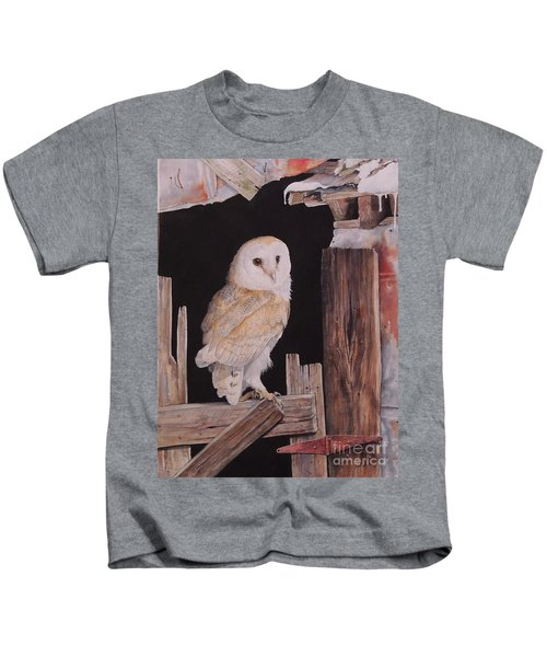 The Resting Place.  Sold Kids T-Shirt