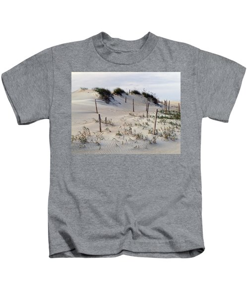 The Sands Of Obx Kids T-Shirt