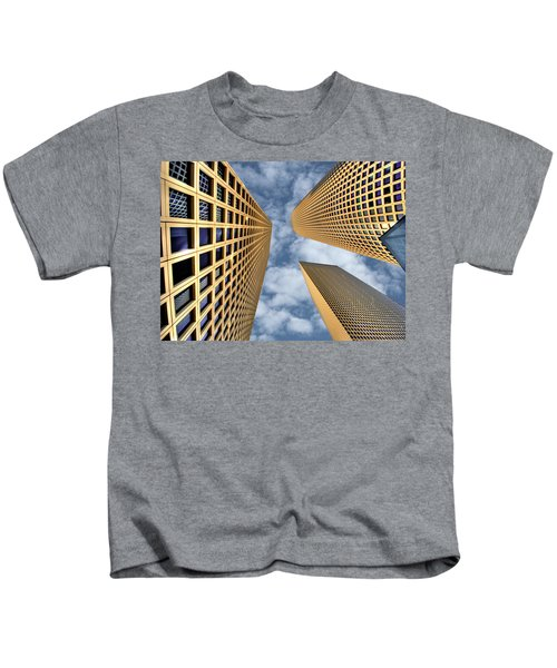 The Sky Is The Limit Kids T-Shirt