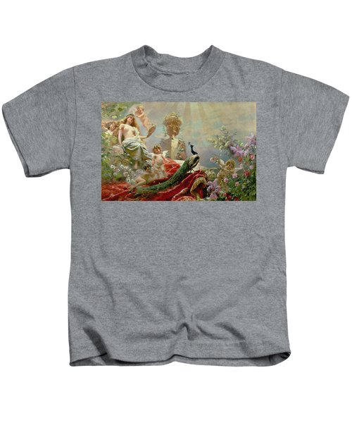 The Toilet Of Venus Kids T-Shirt