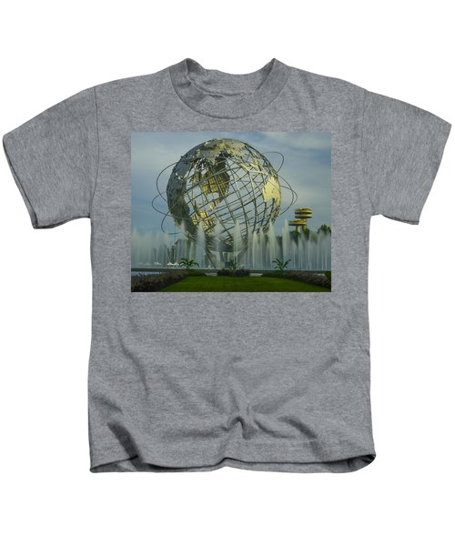 The Unisphere Kids T-Shirt