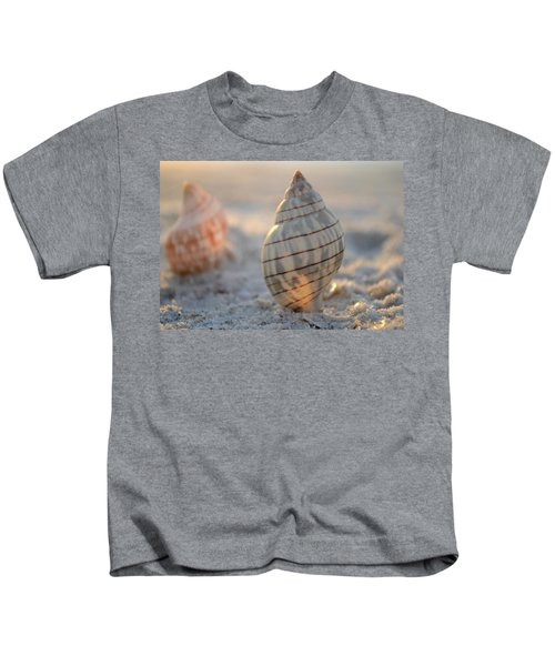 The Voice Of The Sea Kids T-Shirt
