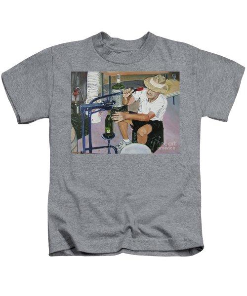 The Wine Maker Kids T-Shirt