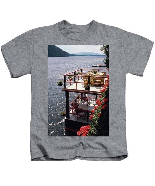 The Wyker's Deck Kids T-Shirt