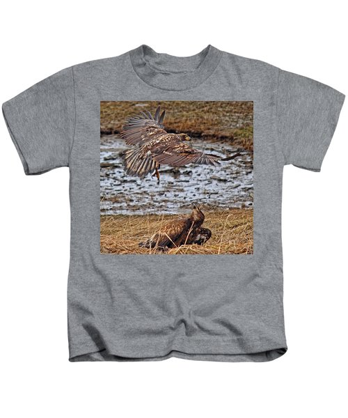 Threat From Above Kids T-Shirt