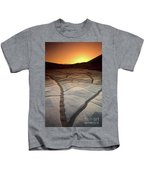 Timeless Death Valley Kids T-Shirt