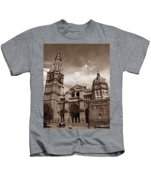Toledo Cathedral Kids T-Shirt