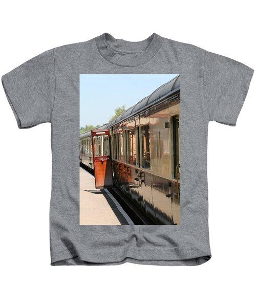 Train Transport Kids T-Shirt