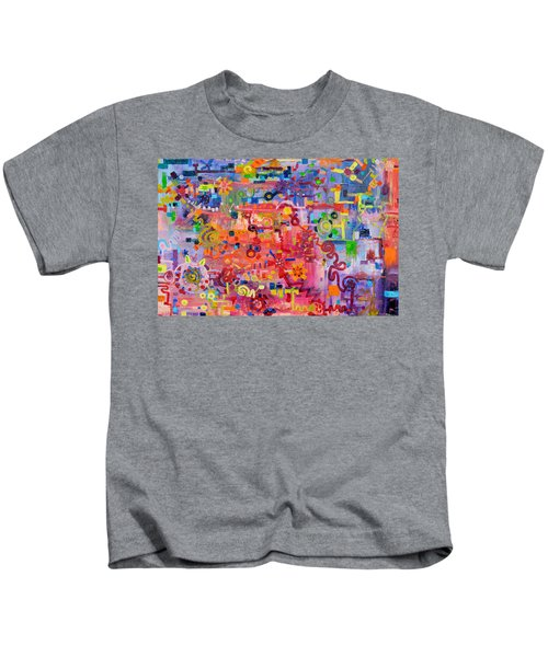 Transition To Chaos Kids T-Shirt