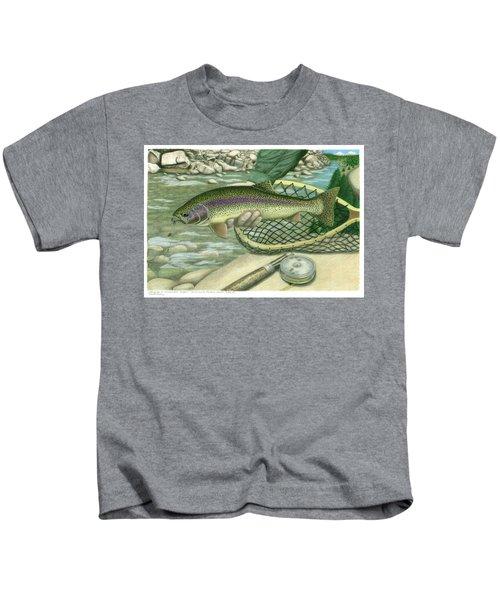 Treasure Of Eleven Mile Canyon Colorado Kids T-Shirt