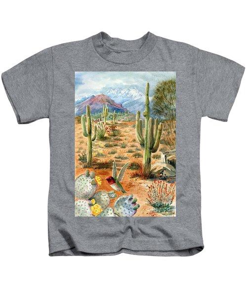 Treasures Of The Desert Kids T-Shirt
