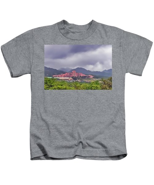 Tripler Army Medical Center Kids T-Shirt