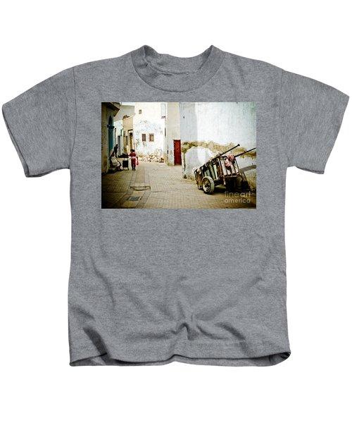 Tunisian Girl Kids T-Shirt
