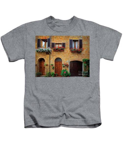 Tuscan Homes Kids T-Shirt