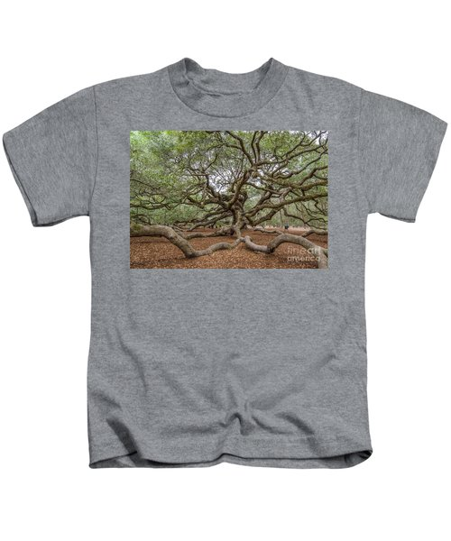 Twisted Limbs Kids T-Shirt