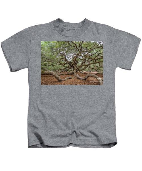 Twisted Limbs Kids T-Shirt