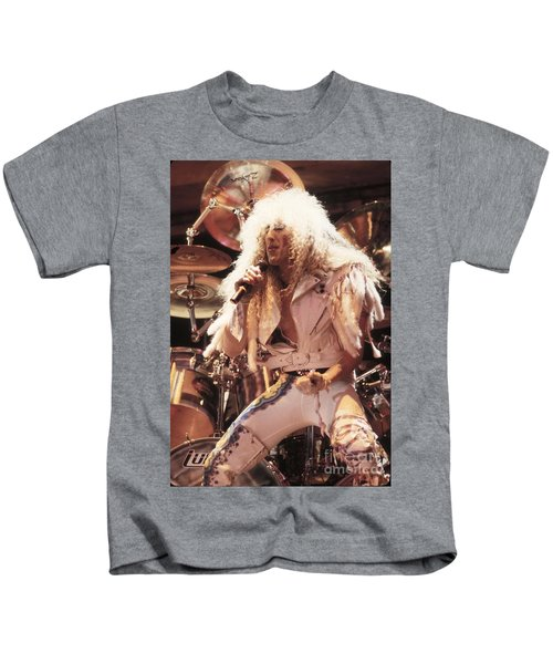 Twisted Sister - Dee Snider Kids T-Shirt