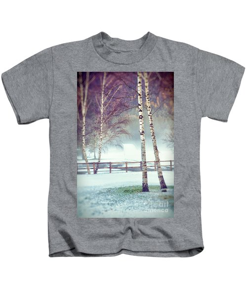 Two Birches Kids T-Shirt