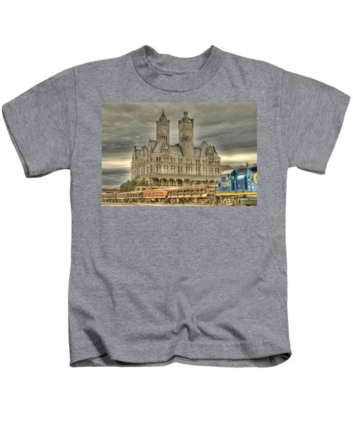 Union Station Kids T-Shirt