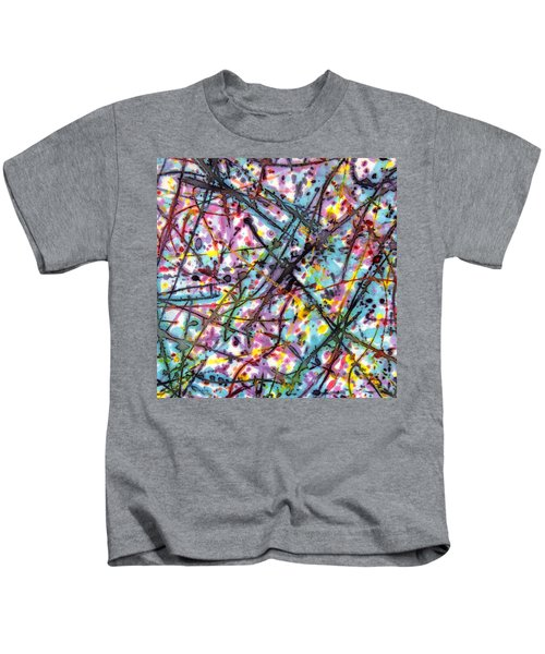 The Mural Goes On And On Kids T-Shirt